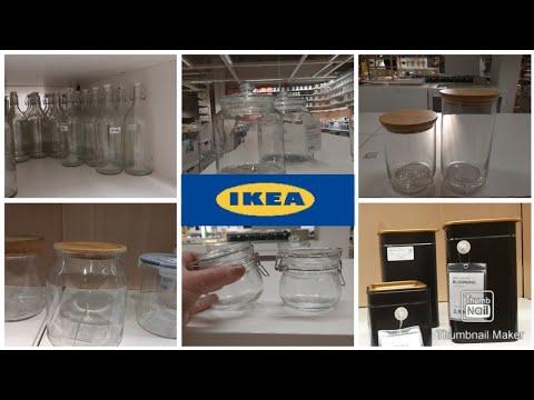 Ikea Tour Boites Conservation Bocaux Boite Four Youtube