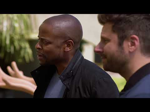 Psych: the Movie - Trailer