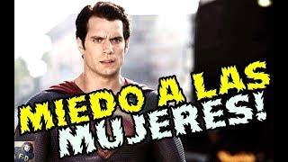 SUPERMAN TIENE MIEDO A LAS MUJERES - ESTA INJUSTICIA ES INSOPORTABLE PARA NUESTRA SOCIEDAD