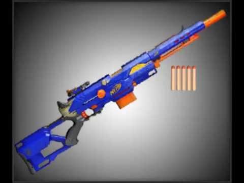 Top 10 Nerf Guns Mega