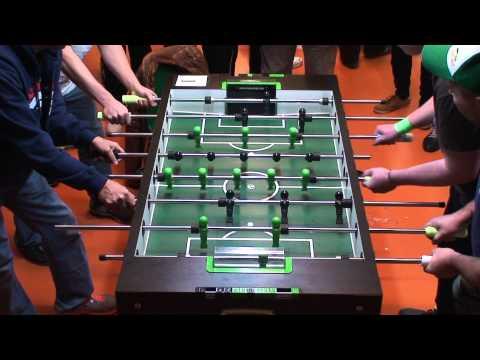 Collignon - Loffredo vs. Bas - Eliaerts / Open Doubles / Belgian Leonhart Open 2013