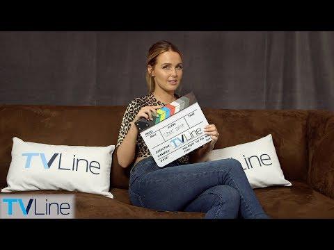 Camilla Luddington Talks 'Grey's Anatomy,' 'Tomb Raider'  ComicCon 2018  TVLine