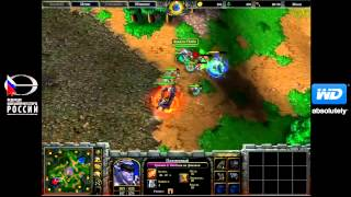 WCG 2013 WarCraft 3 final, первая игра Moon vs TH000(WCG 2013 WarCraft 3 final, первая игра Moon vs TH000., 2013-12-04T05:16:50.000Z)