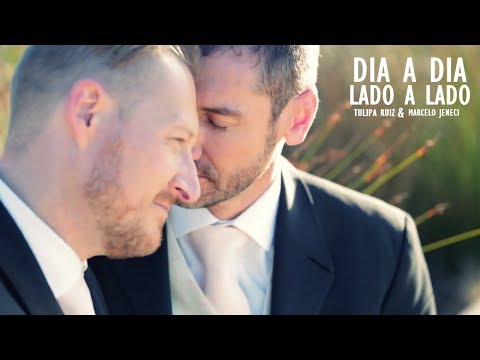 Tulipa Ruiz e Marcelo Jeneci  Dia a dia lado a lado - Subtitles