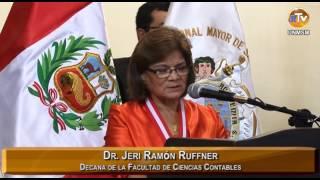 Contador público es distinguido como Profesor Emérito