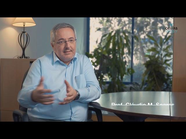 Entrevista a Cláudio M. Soares | Diretor do ITQB NOVA - Parte I
