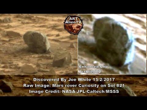 Did Martians Come To Earth ? Peru V Mars - ArtAlienTV