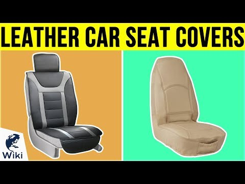 10 Best Leather Car Seat Covers 2019