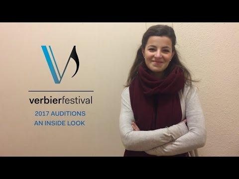 Les auditions du Verbier Festival Orchestra 2017 - Ep.01