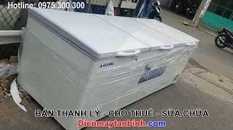 Bán thanh lý tủ đông dung tích lớn Alaska HB-15 (1500L lít) mới 99%, BH 12 tháng