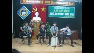 LK Quê Hương Tôi - Nồng Nàn HN - E trong mắt tôi: Acoustic Band