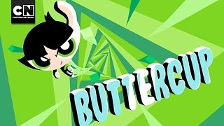 Buttercup | Powerpuff Girls | Cartoon Network