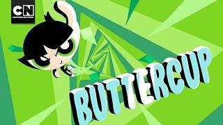 Buttercup | Powerpuff Girls | Cartoon Network