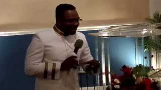 Rev Seth Baah - Miracle & Prophetic Conference (Sermon)