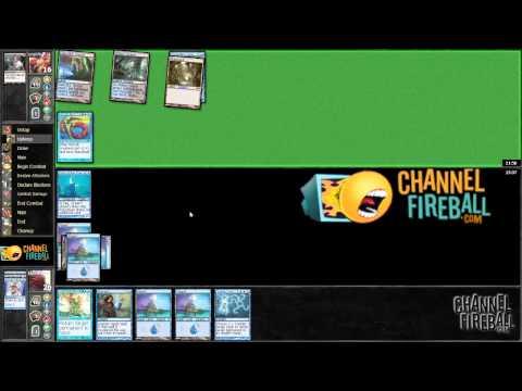 Channel Cheon -  Modern Owling Mine (Match 1, Game 1)