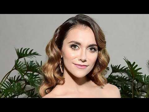 'Step Up' Star Alyson Stoner Reveals She Fell in Love With a Woman