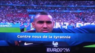FRANCE VS ICELAND EURO 2016 EPIC MATCH VLOG