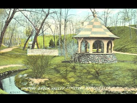 A Walking Tour of Valley Cemetery