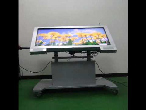CleverLCD Touch Fusion for education from Matrix Display Systems