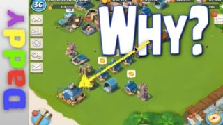 Boom Beach  | HQ on the beach - WHY? | Boom Beach main and junior update