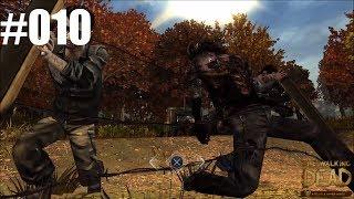 Elektrozaunprobleme - The Walking Dead (Telltale) #010