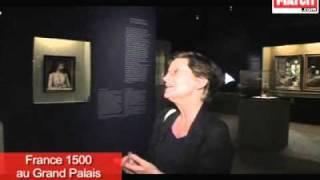 Grand Palas : Visite guidée de l'exposition France 1500