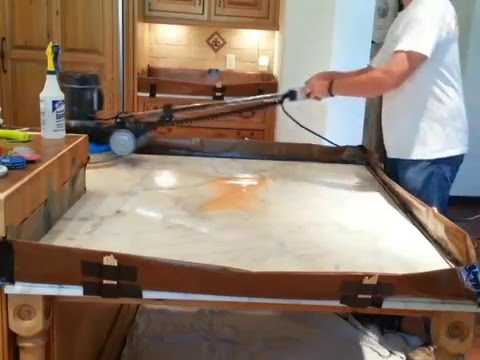 Marble Polishing How To Refinish And Polish