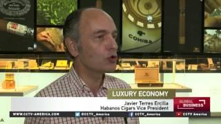 Despite slowing global economy, Havana Cigar Festival shows Cubanos still sell