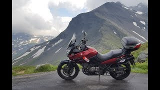 Grossglockner 2018/Alpine road  / Motorcycle TRIP 1500km/ From Slovak to Austria/