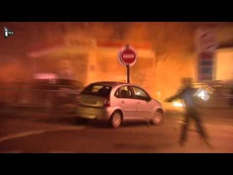 Bastia : des scènes de guérilla à Bastia entre supporters et policiers