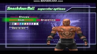 Dave Batista(Up To Date 2NK) WWF No Mercy Formula