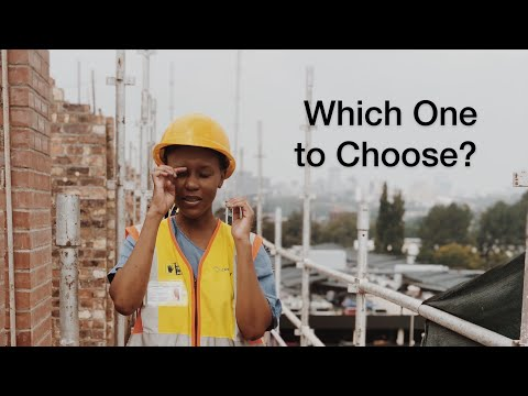 Quantity  Surveying VS Construction Management : Which One To Choose ? || South African Youtuber