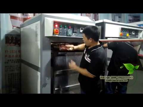 Push-type Vacuum Shoe Upper Shaping Machine for shoe making-Save POWER