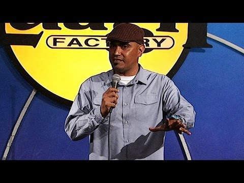 George Perez - Cougars (Stand Up Comedy)