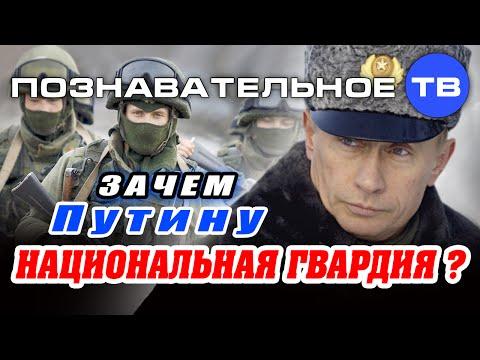 Зачем Путину Национальная