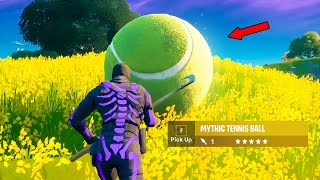 i found the BEST item in fortnite...