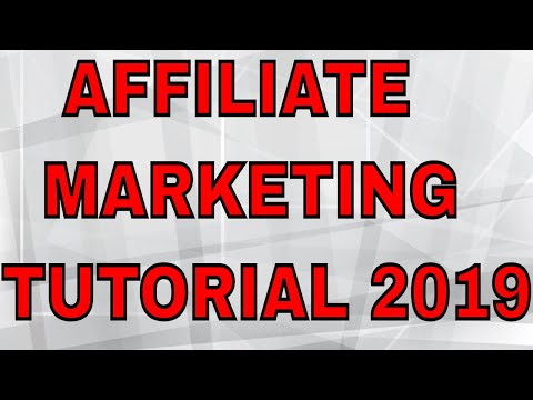 Builderall Rockstar - What Is Affiliate Marketing (2019 : Performance Marketing) + 3 parts tutorial thumbnail