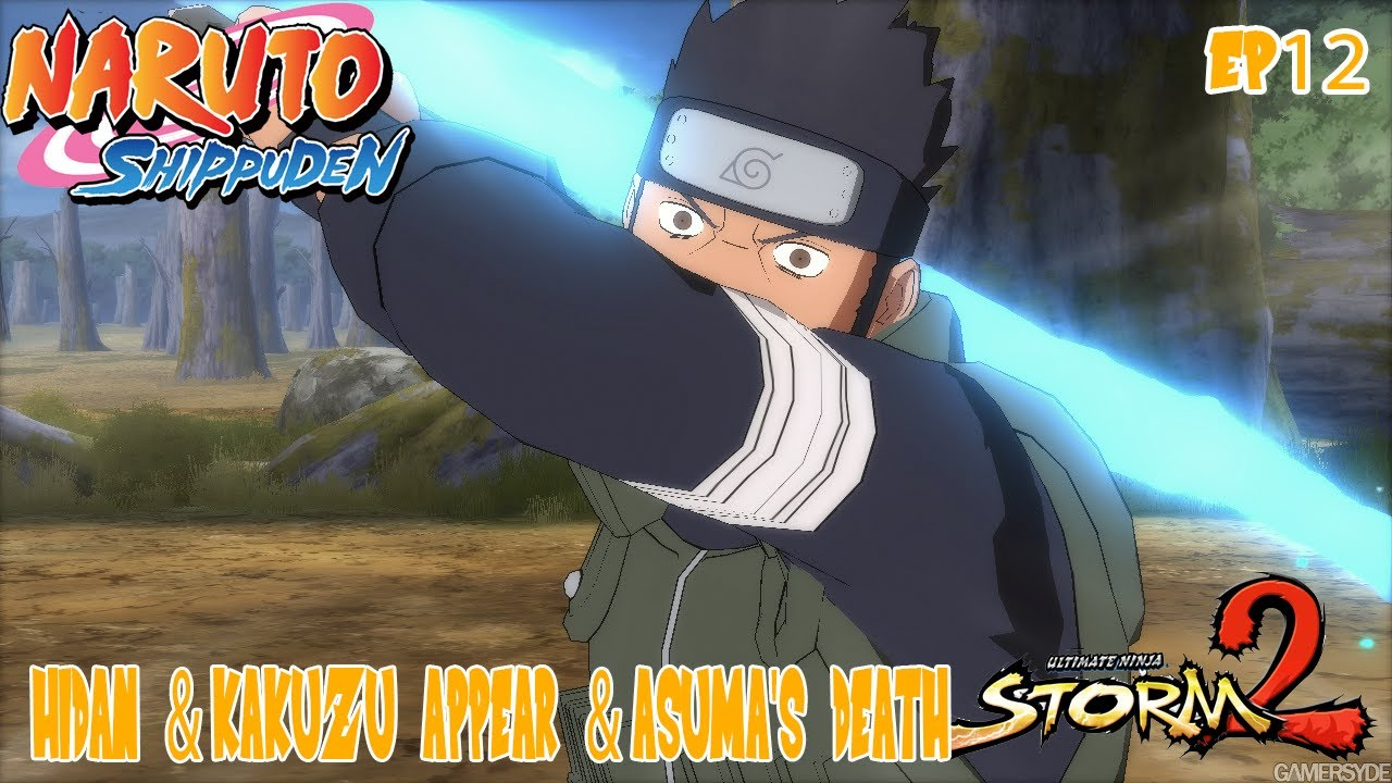 Naruto shippuden asuma death english dub youtube