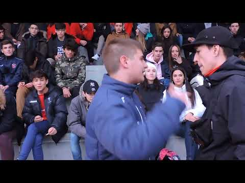 Rodriguez vs Pacetti Octavos 3ªJornada Compe de Reyes