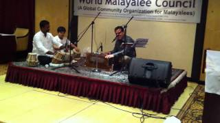 Usman Telicherry LIVE - World Malayalee Council Dubai 1
