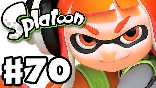 Splatoon - Gameplay Walkthrough Part 70 - August 2.0.0. Update! (Nintendo Wii U)