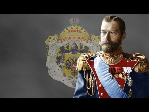 [RARE] The Voice of Nicolas II - 1910 Recording