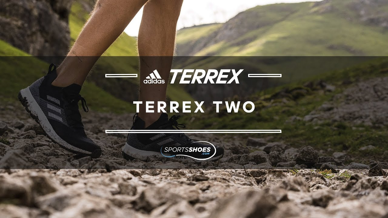 591986fdb32c8 On the trails... with the adidas Terrex Two Parley | SportsShoes