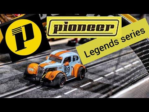 pioneer legends series slot cars