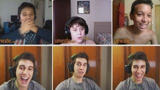 REAÇÕES DOS INSCRITOS - Especial 500 Vídeos