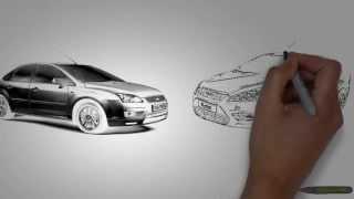 Запчасти форд фокус 2 | Разборка Фокус 2 рестайлинг | Запчасти Ford Focus 3