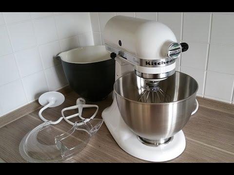 KitchenAid® Classic Küchenmaschine - Unboxing