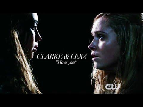 lexa and clarke relationship trust
