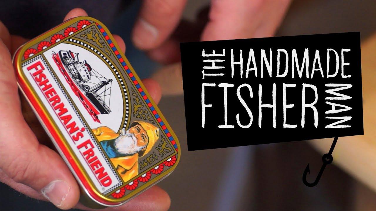 Making A Fishermans Friend Drop Shot Mini Tackle Box