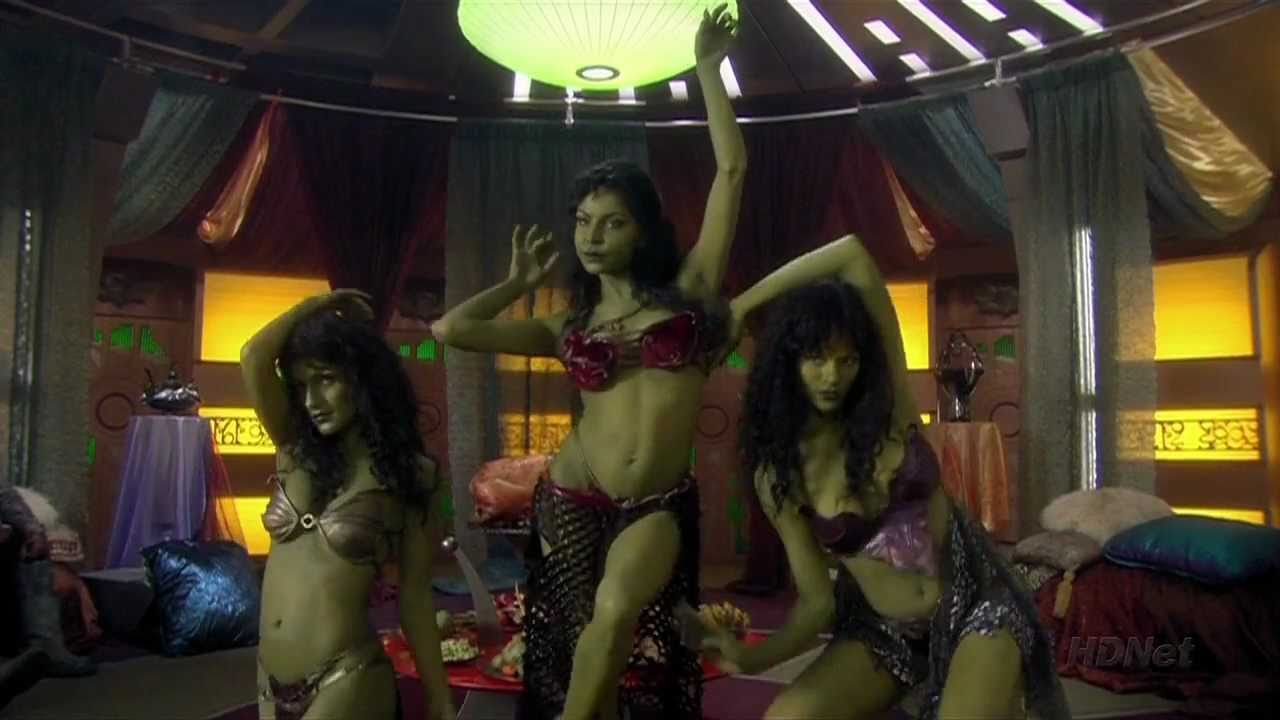 slaves in star trek nude